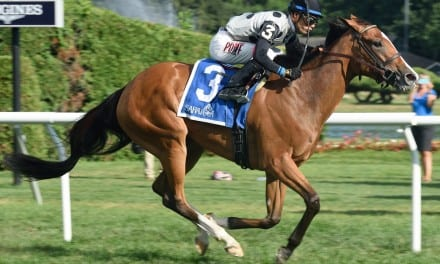 Md Racing Commission upholds Freudie Anne DQ