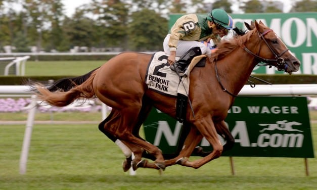 Tin Type Gal aims to author Boiling Springs win