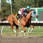 August 29 racing highlights: Jersey Blues surges to Hesse win