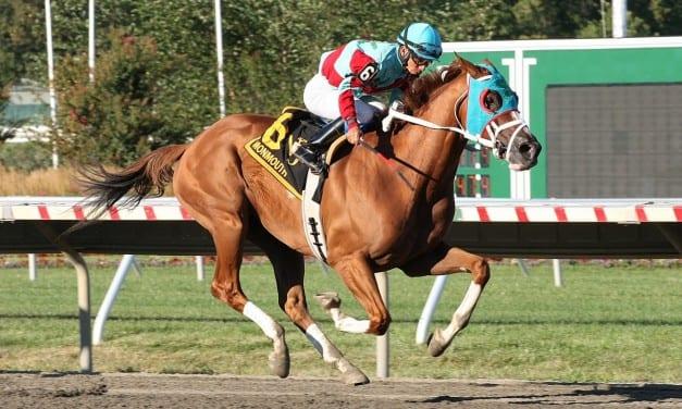 August 30 racing highlights: Sweet on Smokey upset in starter