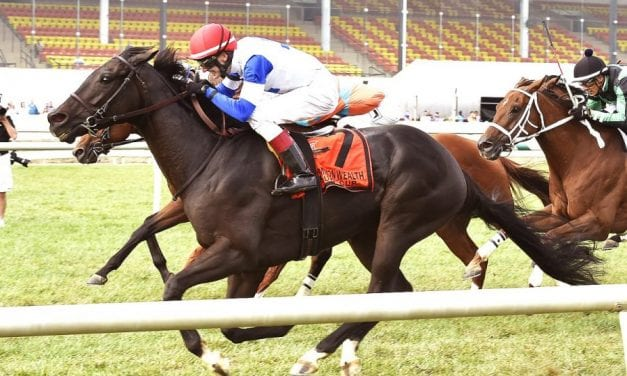 Nearly 200 nominated to Laurel Park stakes