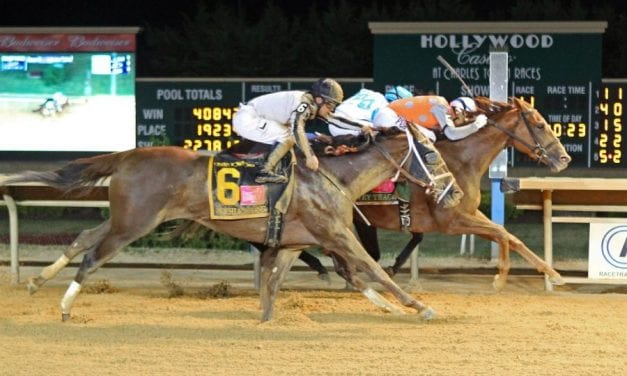 In Focus: Wagering Charles Town Oaks Day stakes