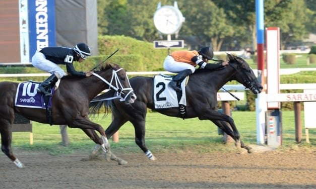 PA-bred Lucy N Ethel earns Prioress win