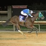 Slip the Cable romps on record-setting WVBC night