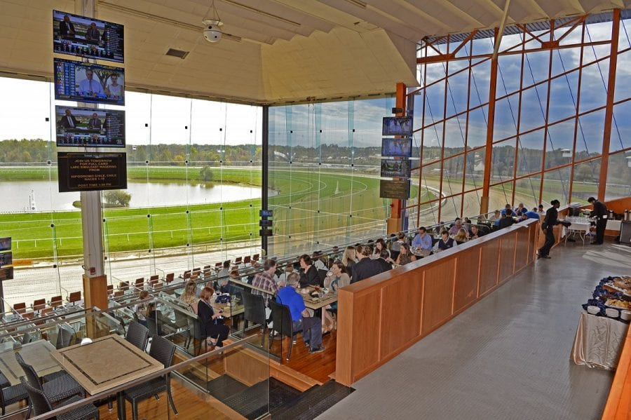 "Kentucky to offer ""racecourse manager"" program"