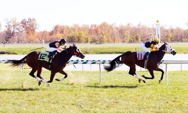 Carrow, Shaffer lodge first victories