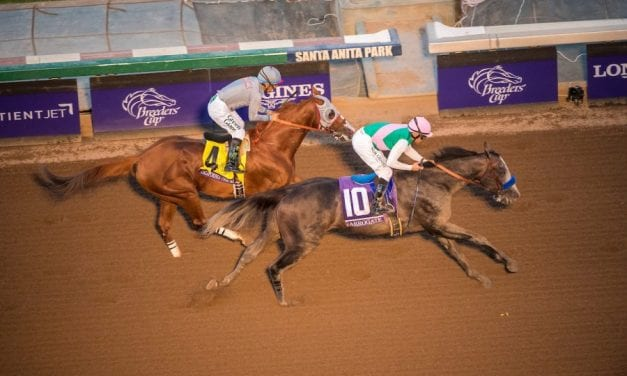 McCraken, Arrogate top NTRA polls