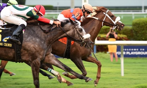 Maryland-based Marabea takes Claiming Crown Tiara