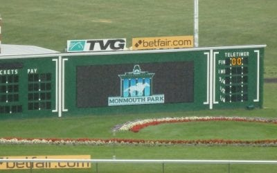 Monmouth Park earns safety reaccreditation