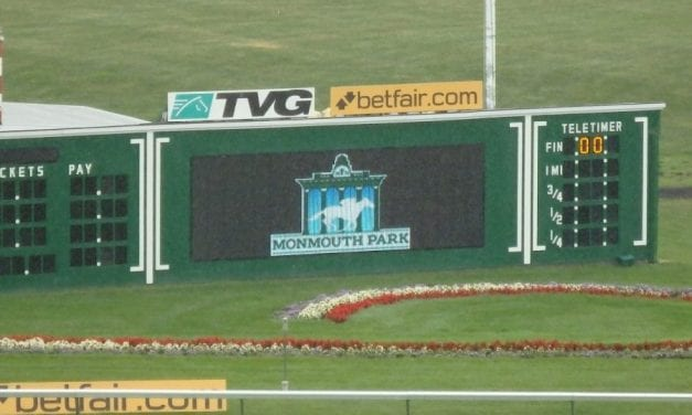 Monmouth Park cancels Sunday card