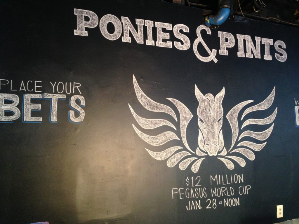 Ponies and Pints
