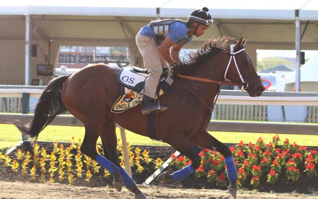 Hipnotizada is first winner for Uncle Lino