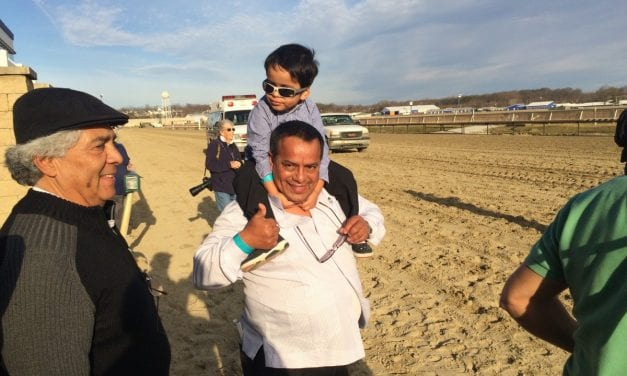 Carmouche, Corrales — and sons