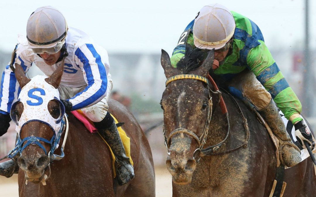 Seeing double on Charles Town Classic undercard