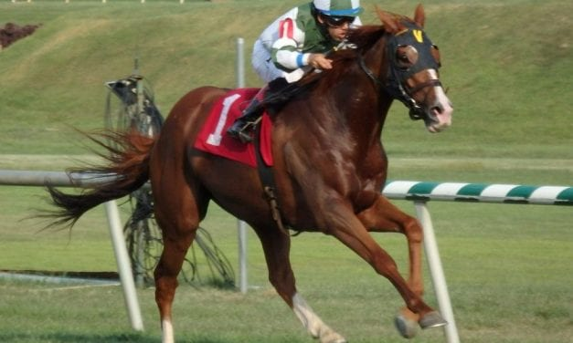 Renown Virginia's first country racing superstar?