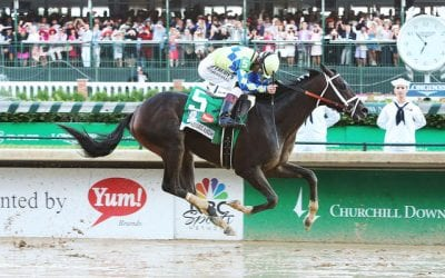 NBC Sports, DRF take first of media Eclipse Awards