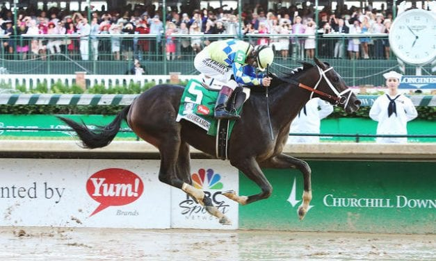Midlantic hopefuls well beaten as Always Dreaming wins Kentucky Derby