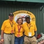 For Pimlico stall manager Overmier, two weeks of 24-7