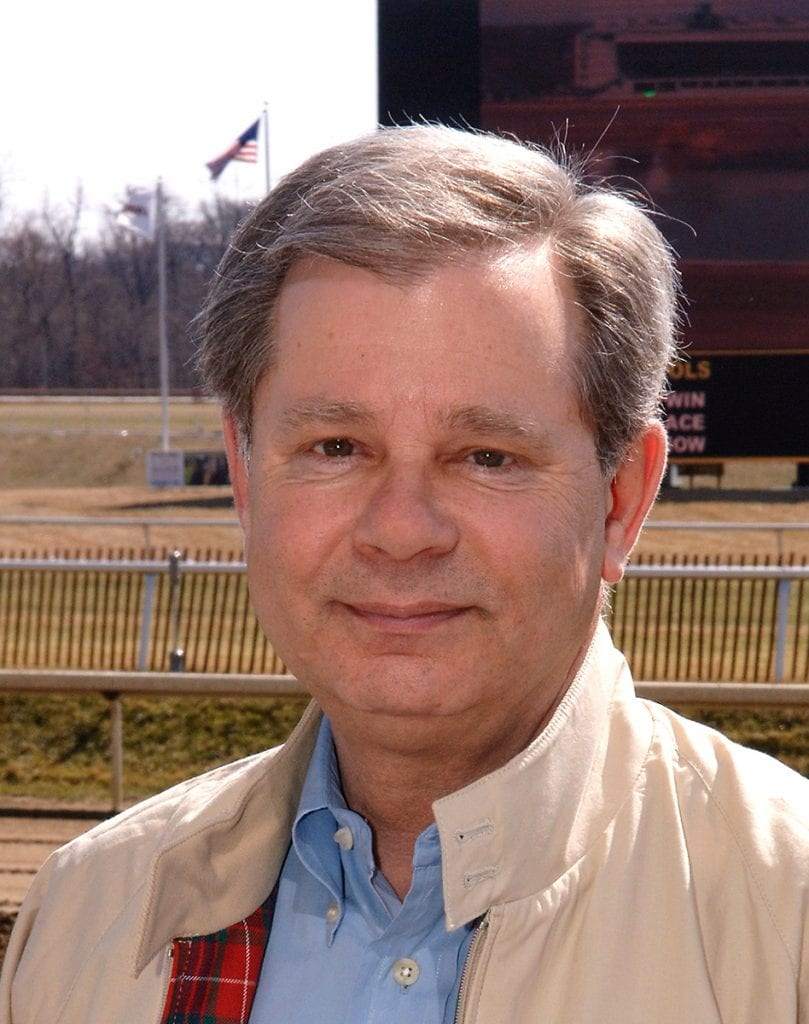 Jim McCue.