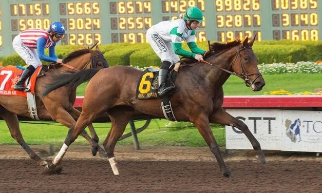 Foiled Va-bred Derby hopefuls earn redemption