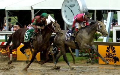 Flashback: Preakness weekend racing gallery