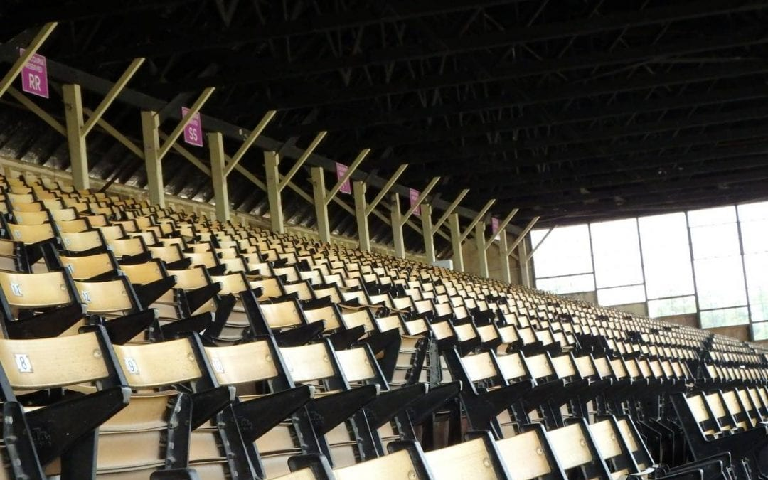 North end of Pimlico grandstand to be closed for Preakness
