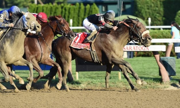 Shaman Ghost aiming at Pimlico Special