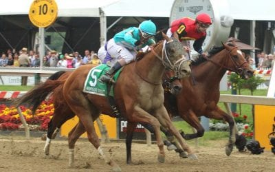 Whitmore sweeps to Maryland Sprint victory