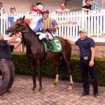 Trainer Abramson hits the ground running with back-to-back wins