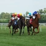 July 15 handicapping contest leaderboard