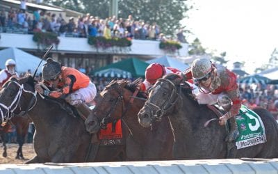 "Monmouth unveils '18 stakes sked, shifts to more ""event days"""