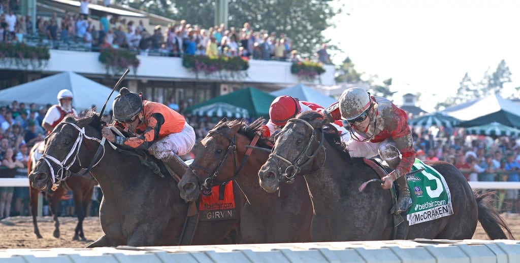 """Monmouth unveils '18 stakes sked, shifts to more """"event days"""""""