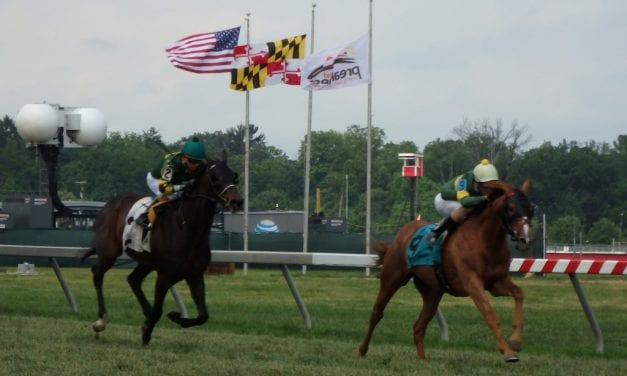 Maryland-breds to tackle Pearl Necklace, Caveat