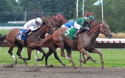 Teresa Z seizes Monmouth Oaks victory