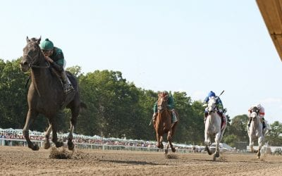 Just Call Kenny romps to G3 Iselin score