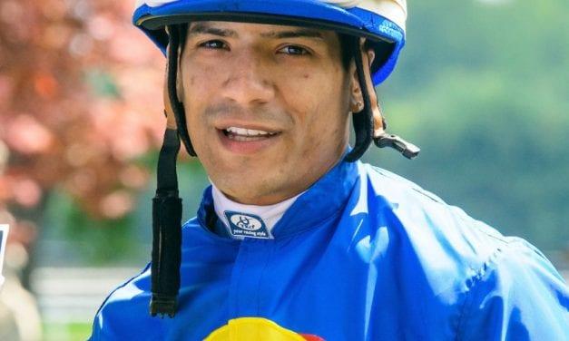 Jockey Edwin Gonzalez making things happen at Delaware Park — and elsewhere