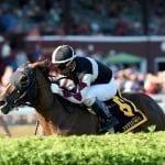 Maryland-bred Ginger N Rye takes Saratoga's Smart N Fancy