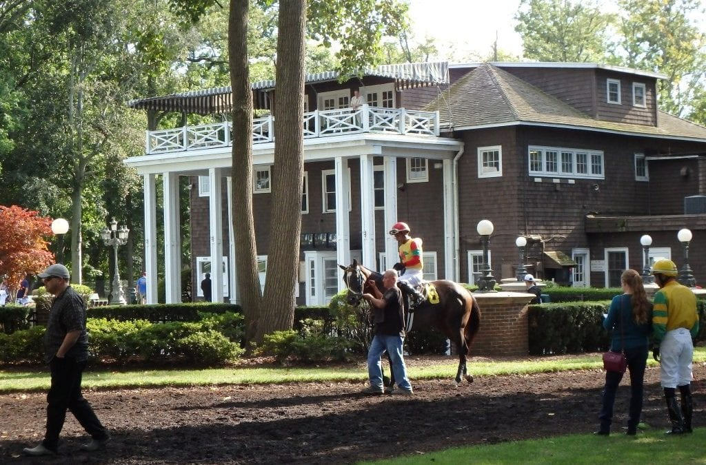 For Delaware Park's Mooney, racing's in his blood
