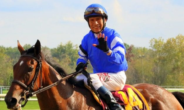 Laurel Park: Alternative jockey rankings through June 21