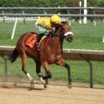 July 7 handicapping contest leaderboard
