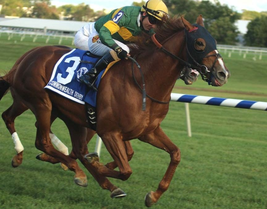 Just Howard sweeps highest Maryland-bred honors