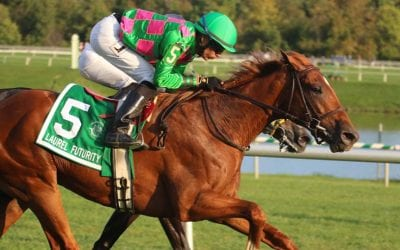Fasig-Tipton to sponsor Laurel Futurity