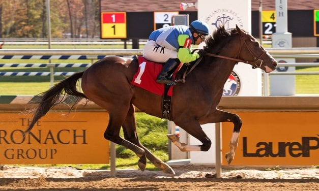 Vouch, Prince Lucky lodge impressive wins at Laurel