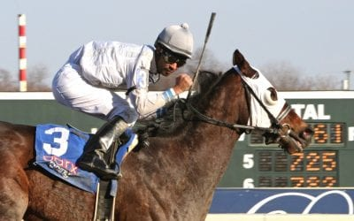 Kendrick Carmouche gets 3,000th win