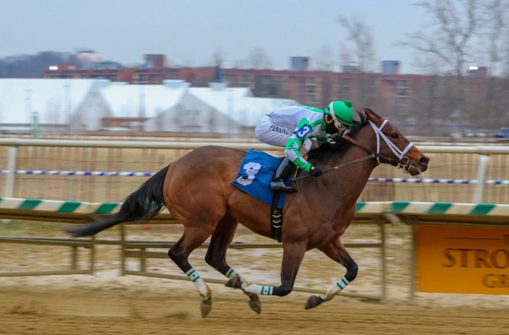 Favorite Tale looks to double up in Fire Plug