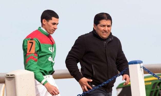 Bug rider Antonio Quiles gets first victory
