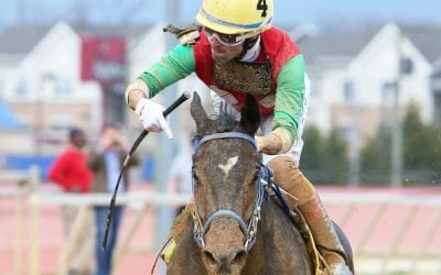 Charles Town: Latest jockey ratings through April 24