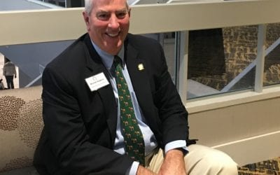 A few minutes with… New ARCI chair Mike Hopkins
