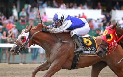 MATCH: Remembering Rita looks to keep defying odds in Monmouth Cup