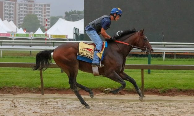 Preakness profiles: Lone Sailor